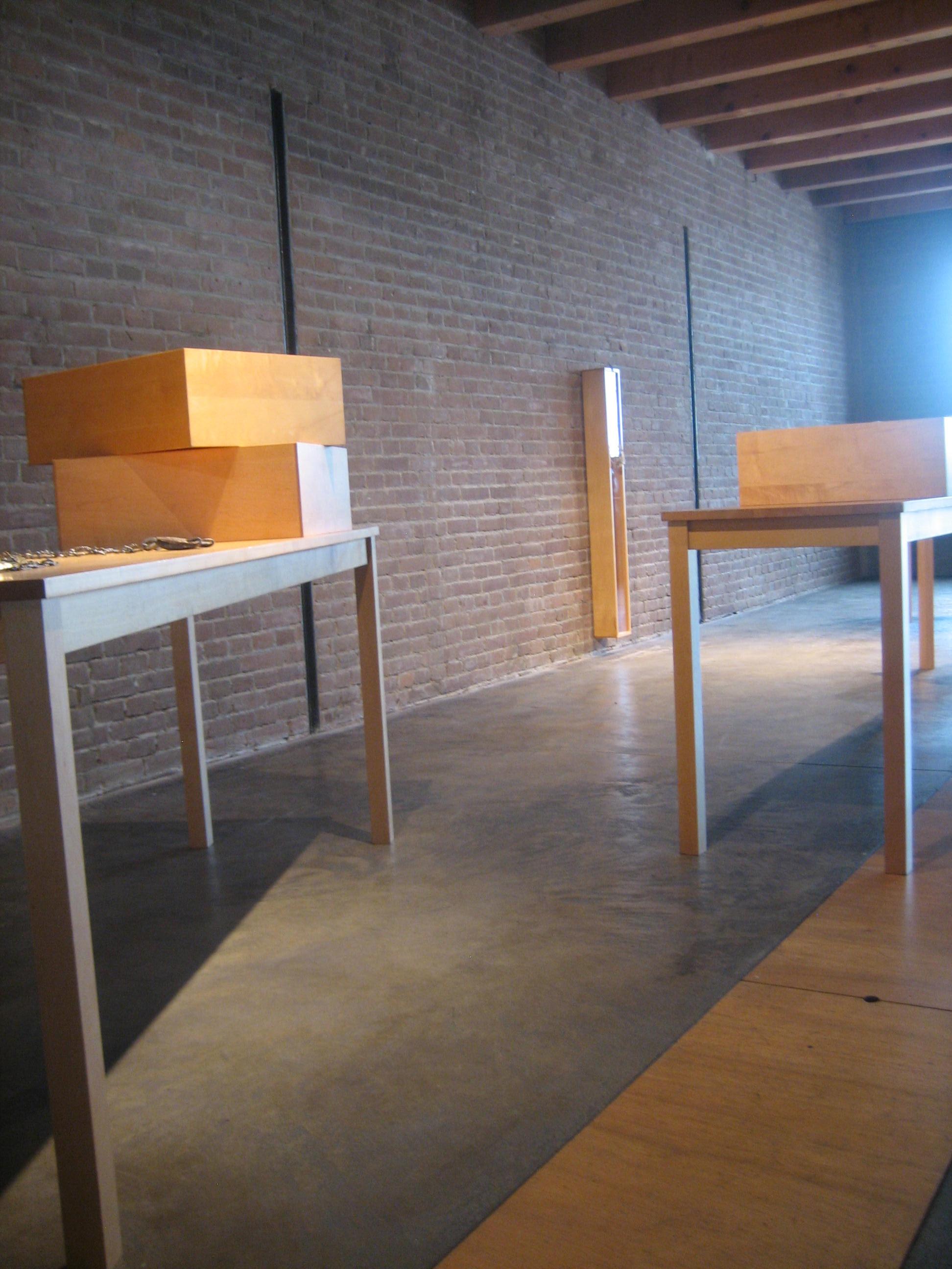 Rudolf Kocéa, Galerie Marzee, 2018. Foto Esther Doornbusch, juli 2018©