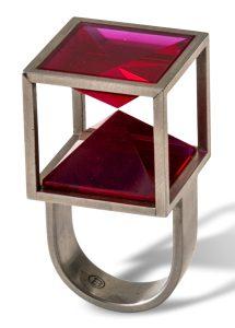 Friedrich Becker, ring. Collectie Boelen-van Gelder. Fotografie Aldo Smit©