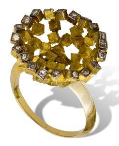 John Donald, ring, 1965. Collectie Boelen-van Gelder. Fotografie Aldo Smit©