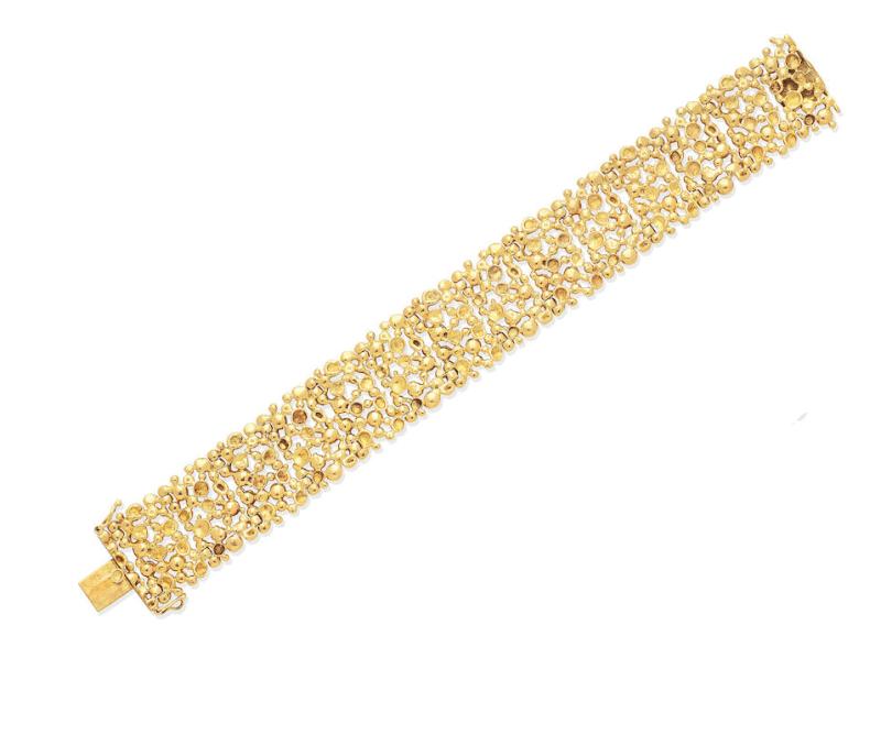 John Donald, armband. Courtesy of Louisa Guinness Gallery©