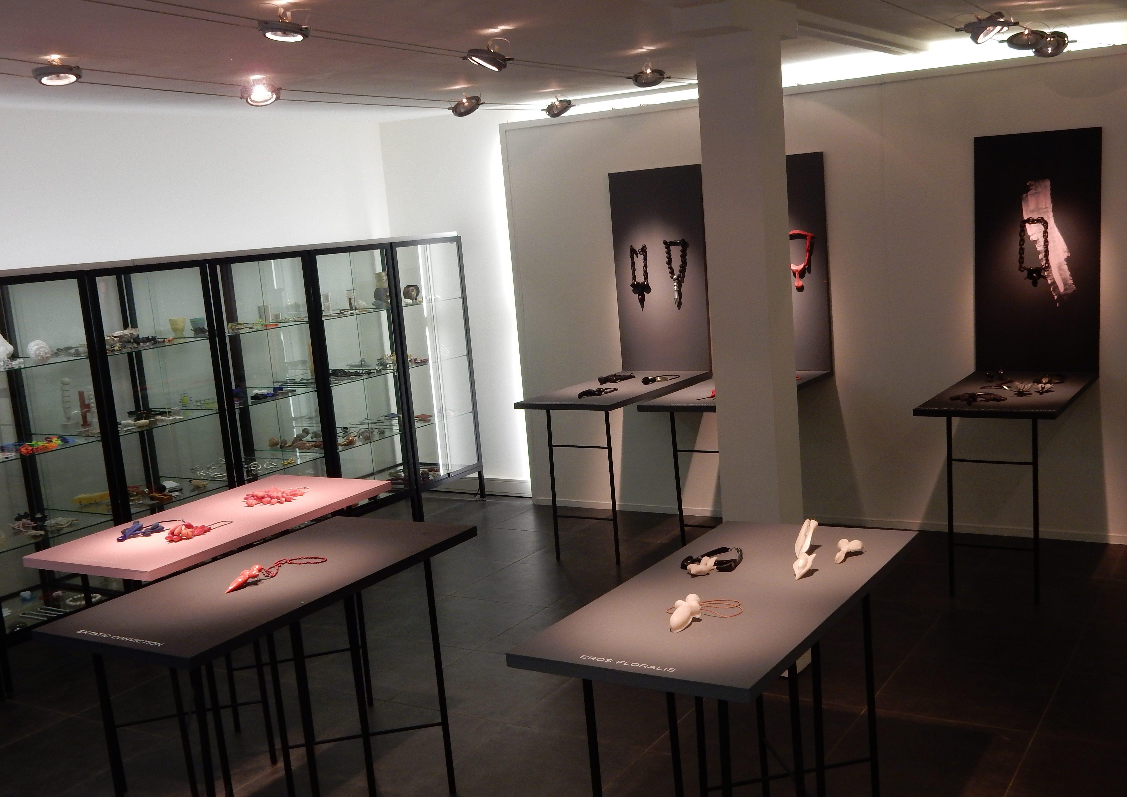 Tanel Veenre i Galerie Ra. Foto Esther Doornbusch, 10 november 2018, CC BY 4.0