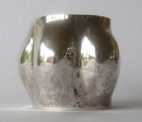 Maria Blaisse, Gomma, armband, 2003, metaal