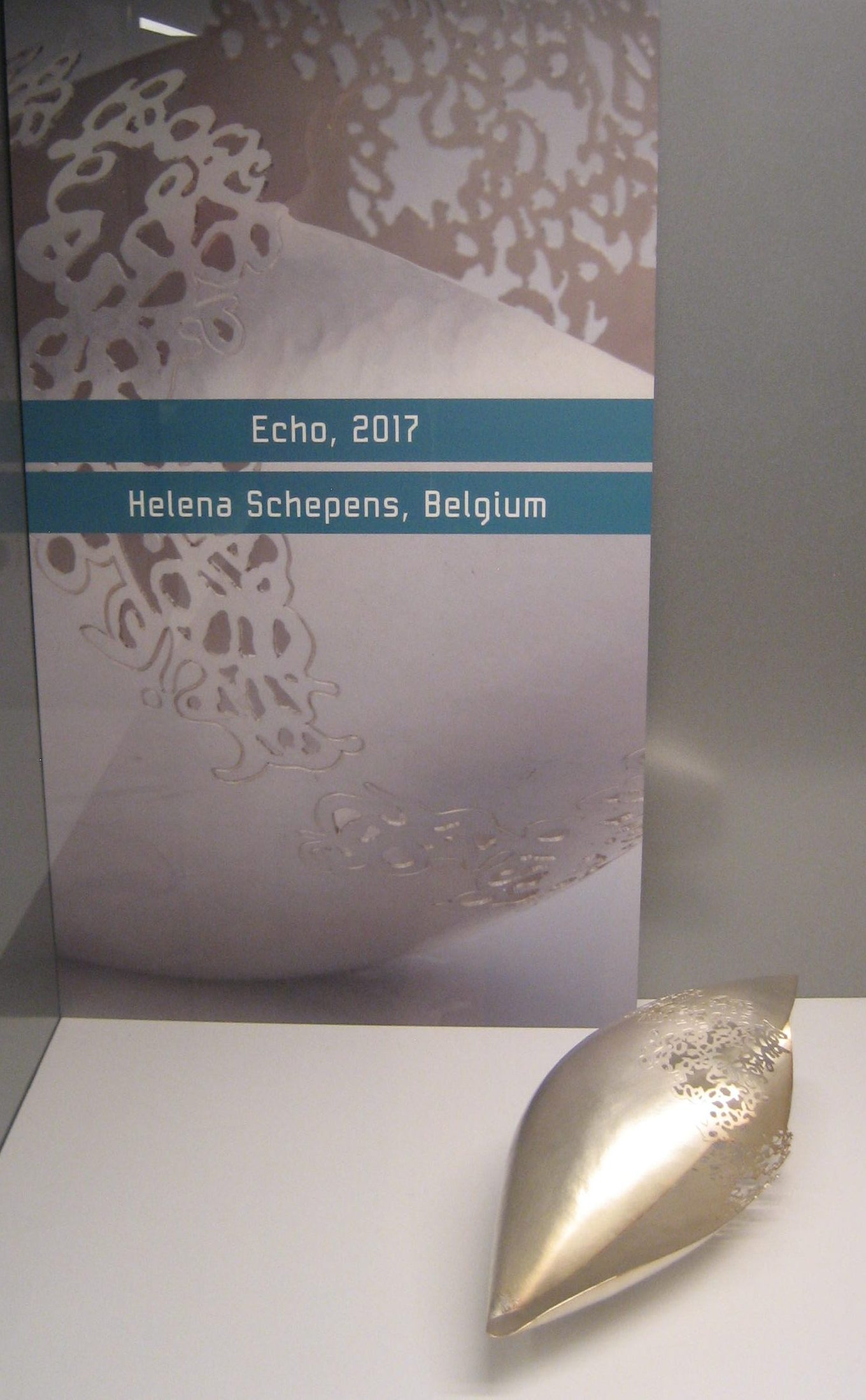 Helena Schepens, Echo, 2017. Foto Esther Doornbusch, 29 maart 2019, CC BY 4.0