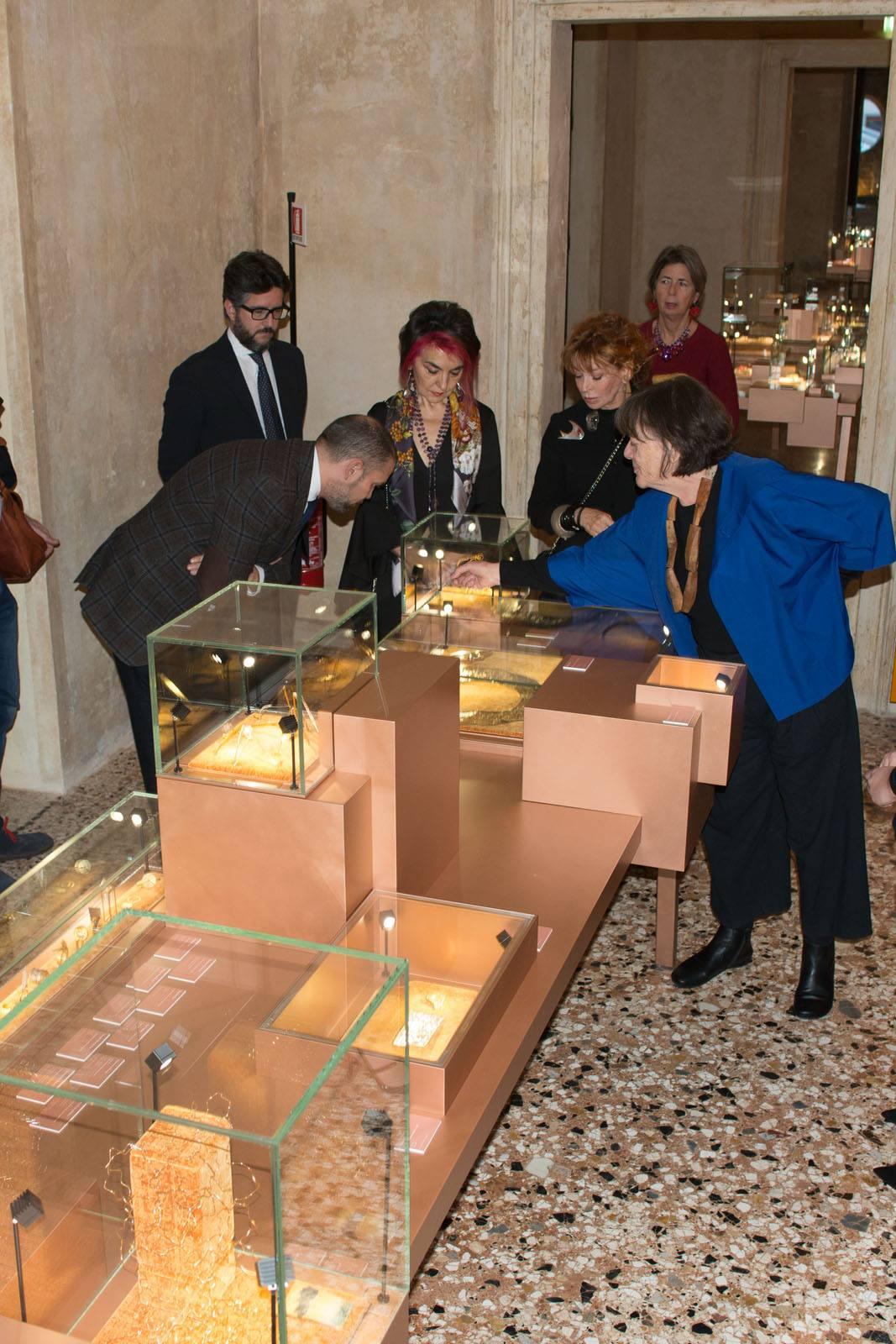 Museo del Gioiello, Sala Arte, 2018. Foto met dank aan Galerie Marzee©
