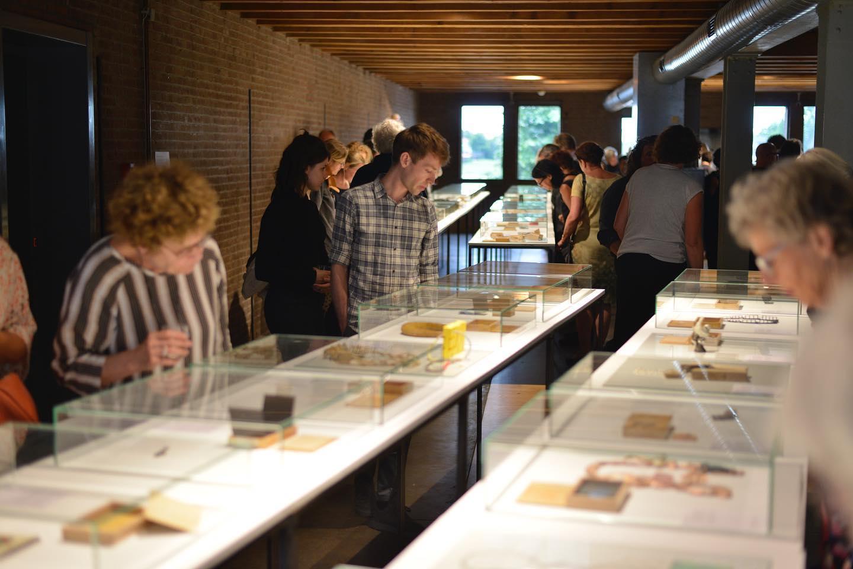 PRESENT - 40 years of Galerie Marzee, 9 juni 2019. Foto met dank aan Galerie Marzee©
