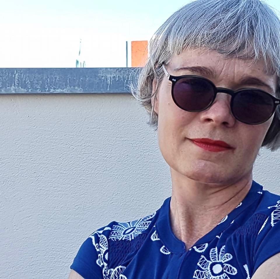 Bettina Speckner, portret