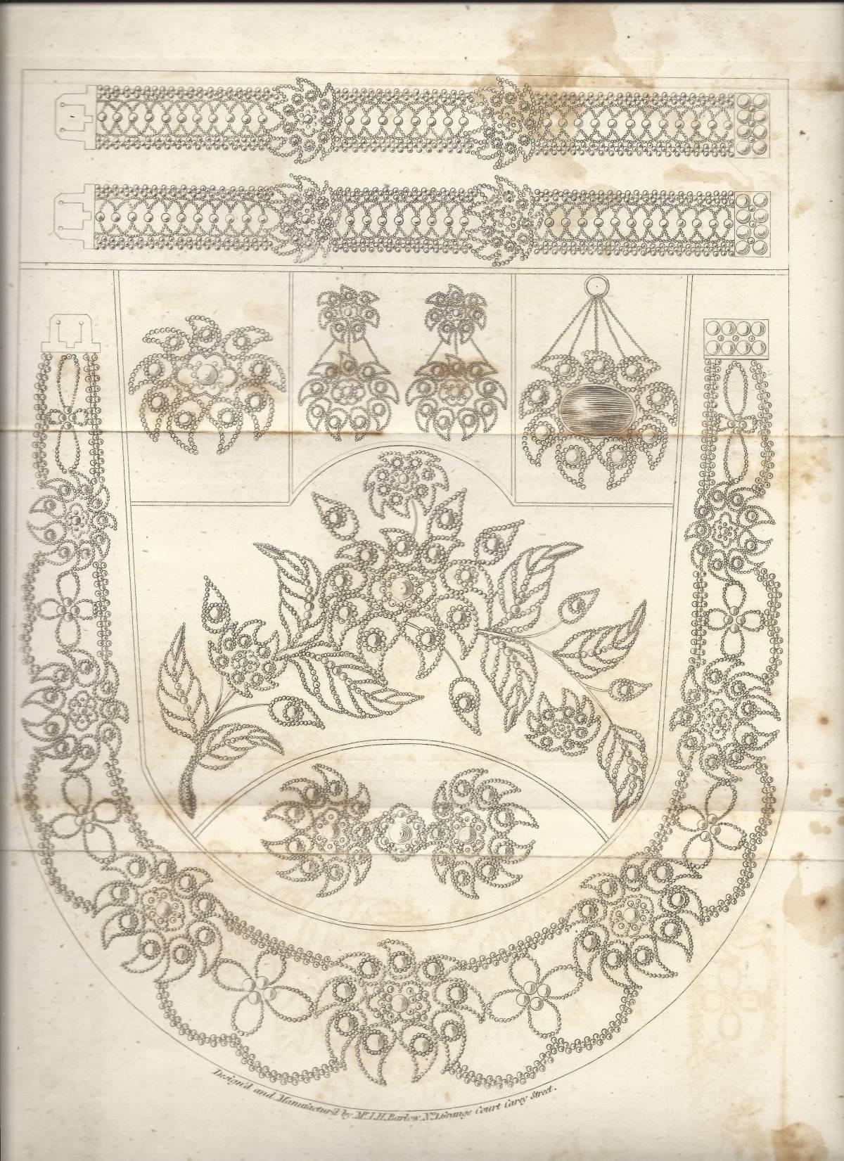 John Hakins Barlow, 1812-1814. Foto met dank aan Grafische Sammlung Stern©