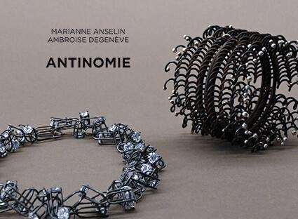 Antinomie. Foto met dank aan Galerie Elsa Vanier©