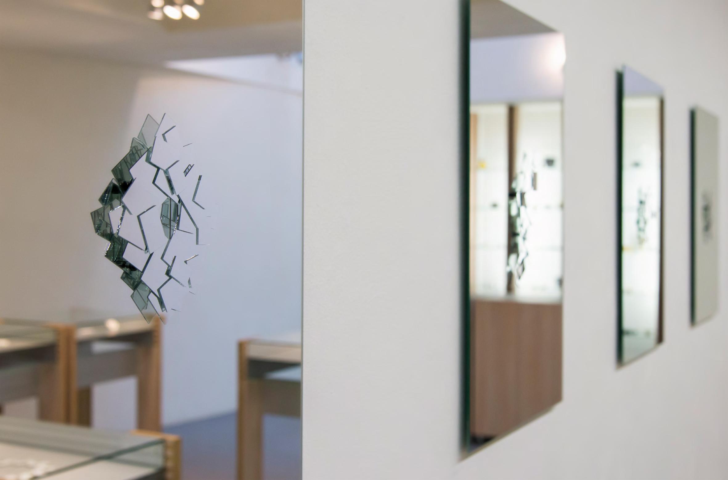 Jiro Kamata in Galerie Rob Koudijs, 2016, tentoonstelling