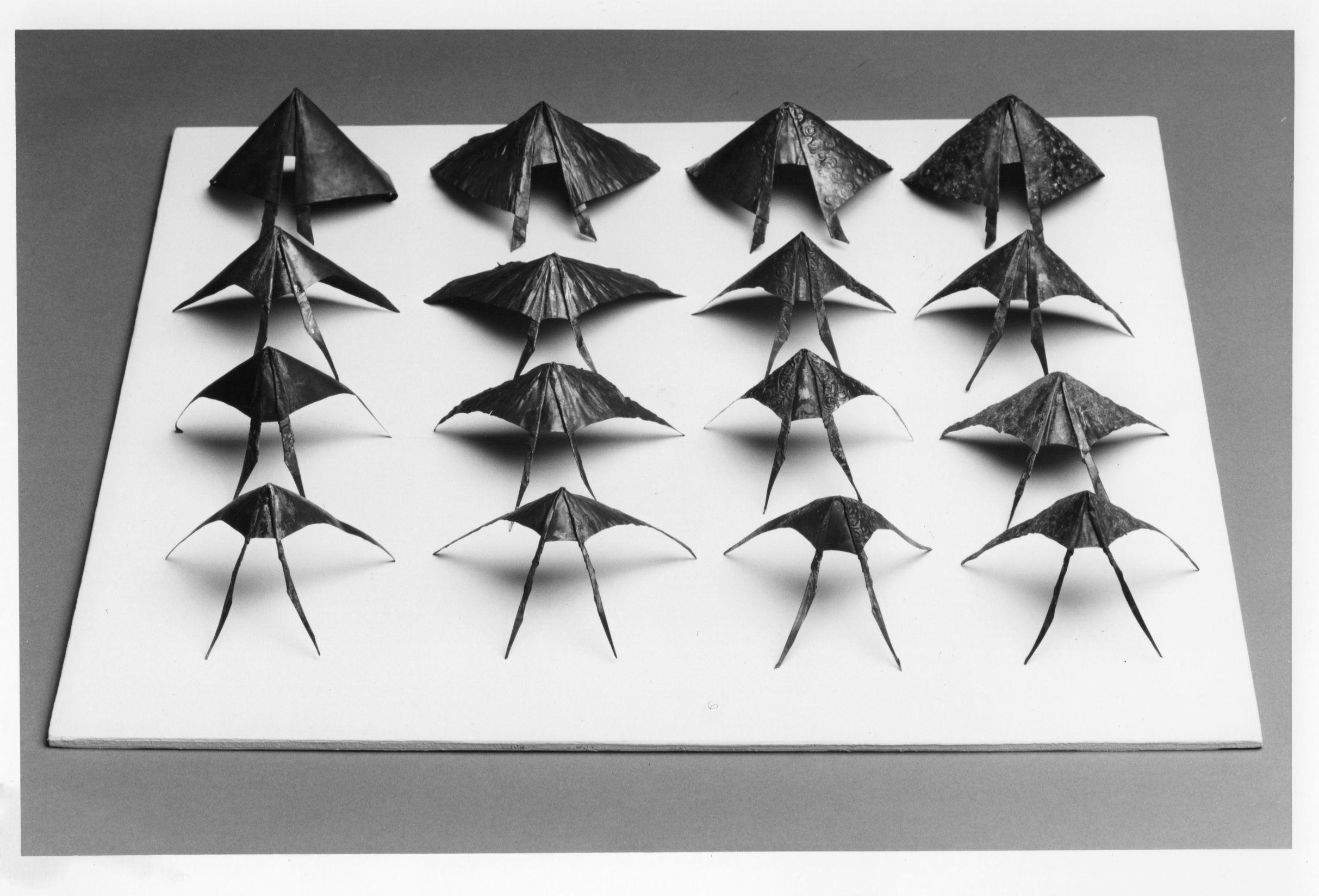 Adri Hattink, Vlinders. Foto Henni van Beek