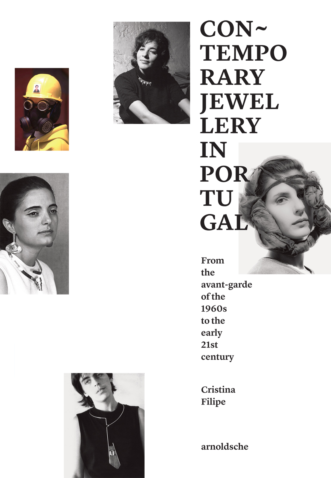 Cristina Filipe, Contemporary Jewellery in Portugal, From the avant-garde of the 1960s to the early 21st Century, 2019, omslag