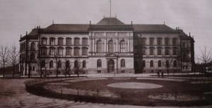 Museum für Kunst und Gewerbe Hamburg, 1885, gebouw, exterieur