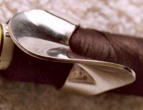 Joke Gallmann, ring, 1963. Particuliere verzameling, zilver