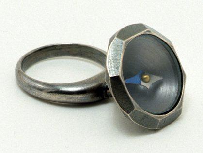 Sondra Sherman, Dis-engagement Ring: Direction, ring, 1995
