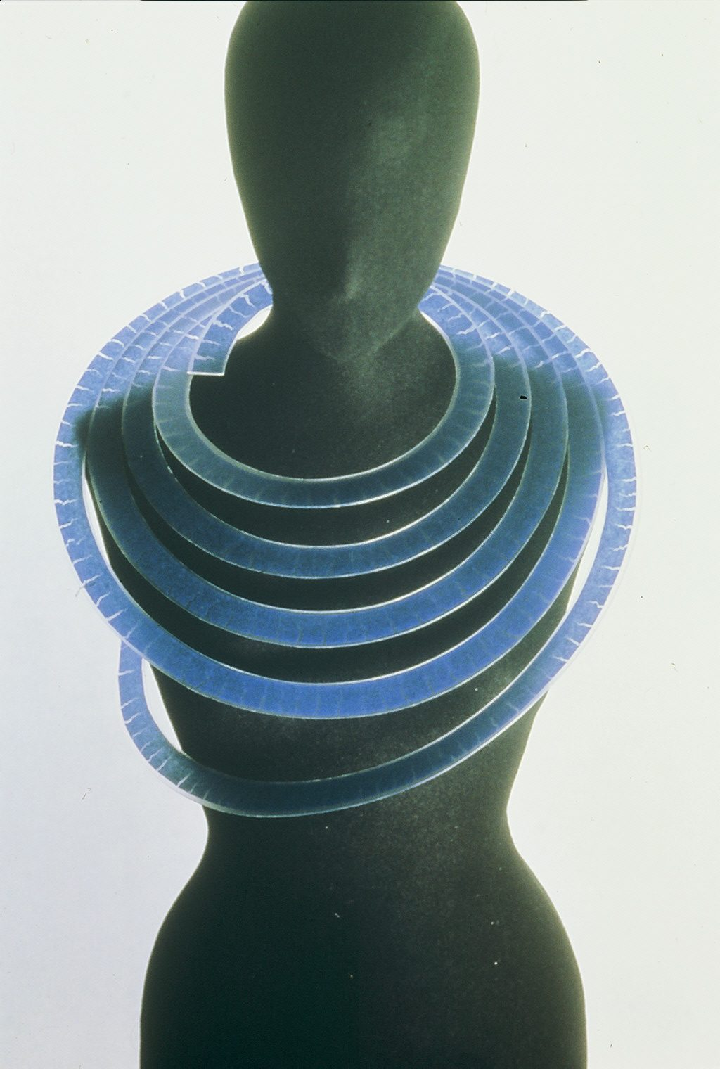 Gijs Bakker, halssieraad, 1984