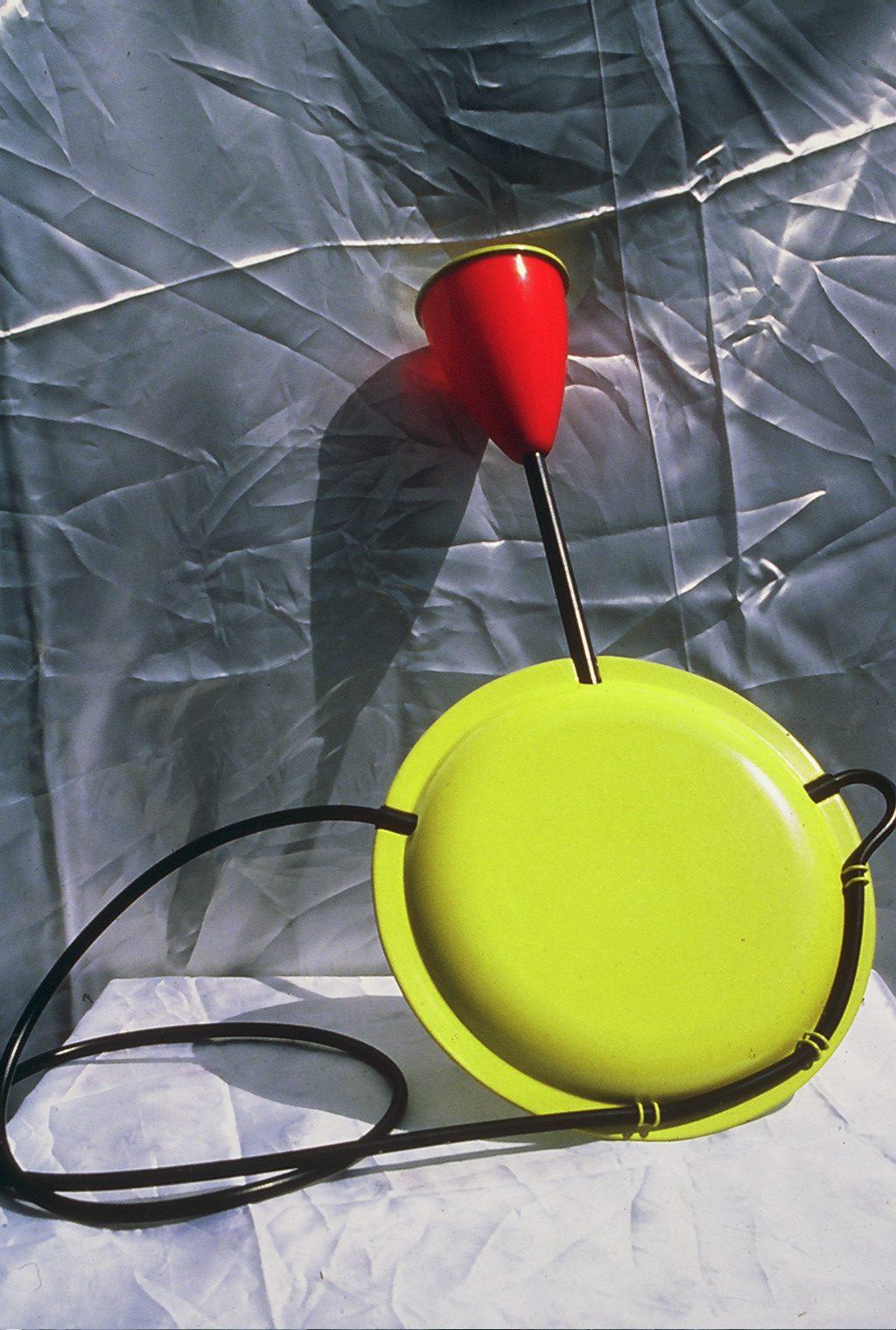 Marcel Wanders, draagbaar object, 1985