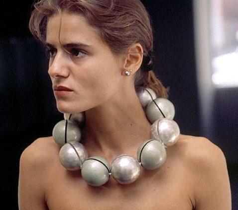 Filomeno Pereira de Sousa, halssieraad, 1995, zilver, alpaca