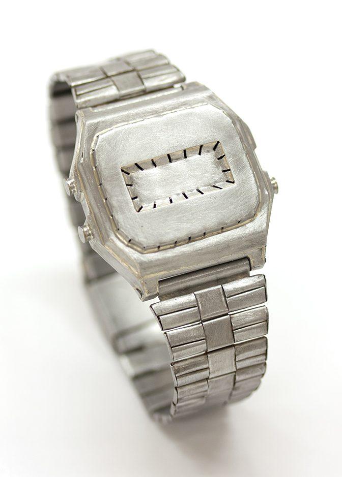 Sawa Aso, Wrist watch, 2013