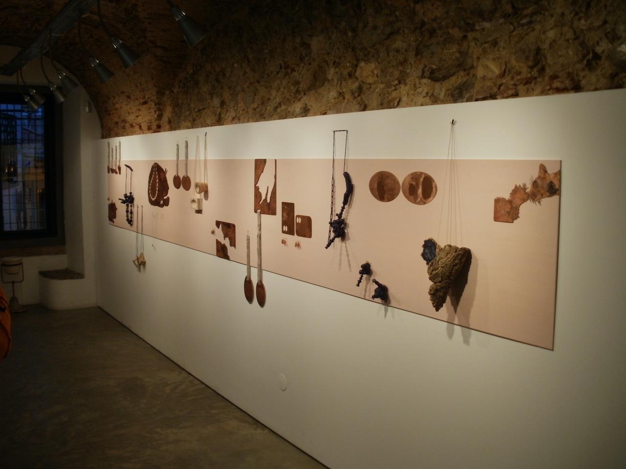 Galeria Articulo, Lissabon, interieur