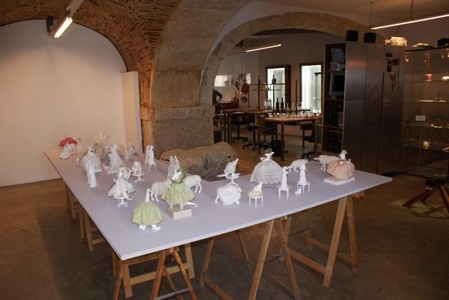 Constança Meira, Criaturas, Galeria Articula, 2010., tentoonstelling
