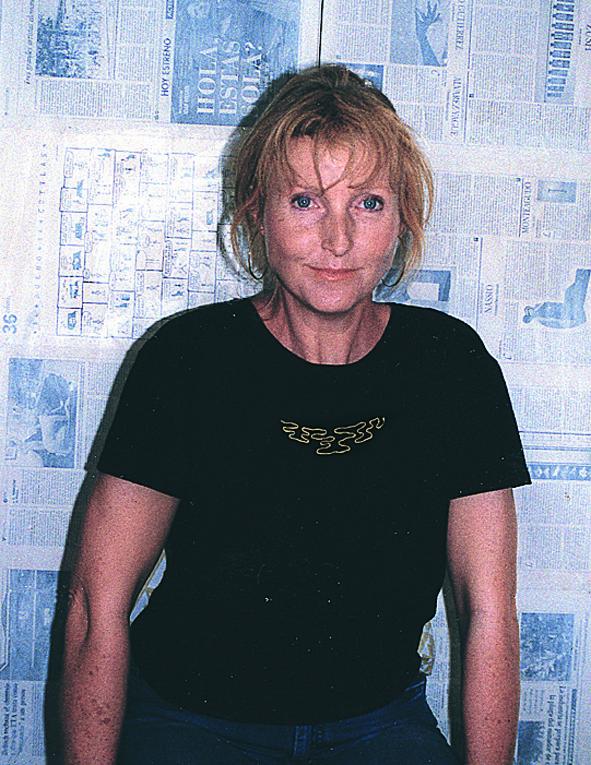 Henny Riem Vis, zelfportret
