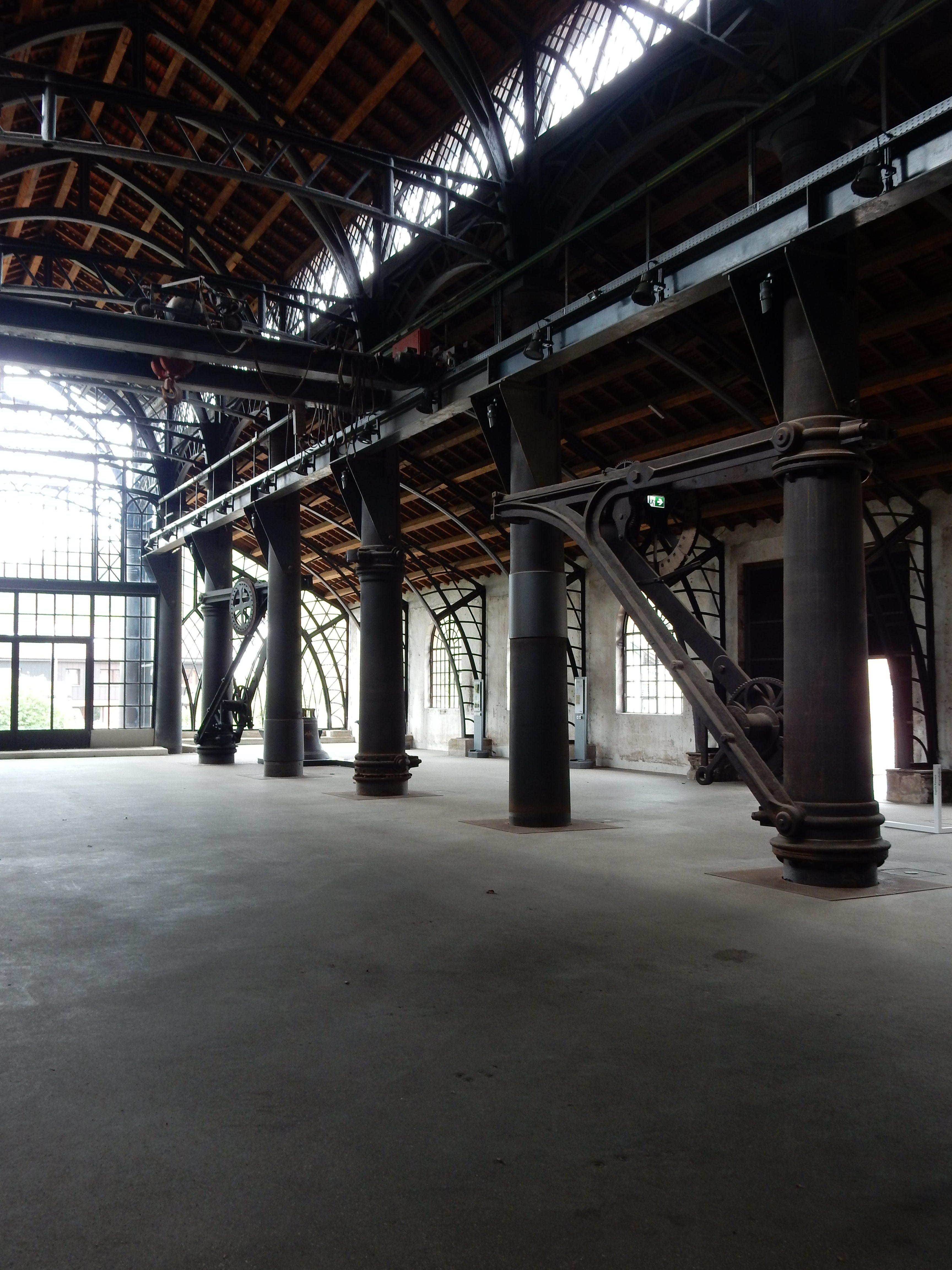 Rheinisches Eisenkunstguß-museum, Sayn. Foto Coert Peter Krabbe, mei 2019