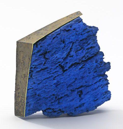 Annamaria Zanella, Blue Rock, broche