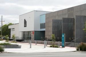 The Dowse Art Museum, 2014. Foto Stuartyeates, exterieur