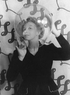 Leonor Fini, 1936. Foto Carl van Vechten, portret