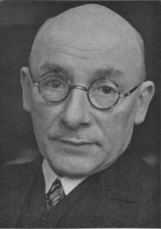 Frans Zwollo sr., in of voor 1938, portret