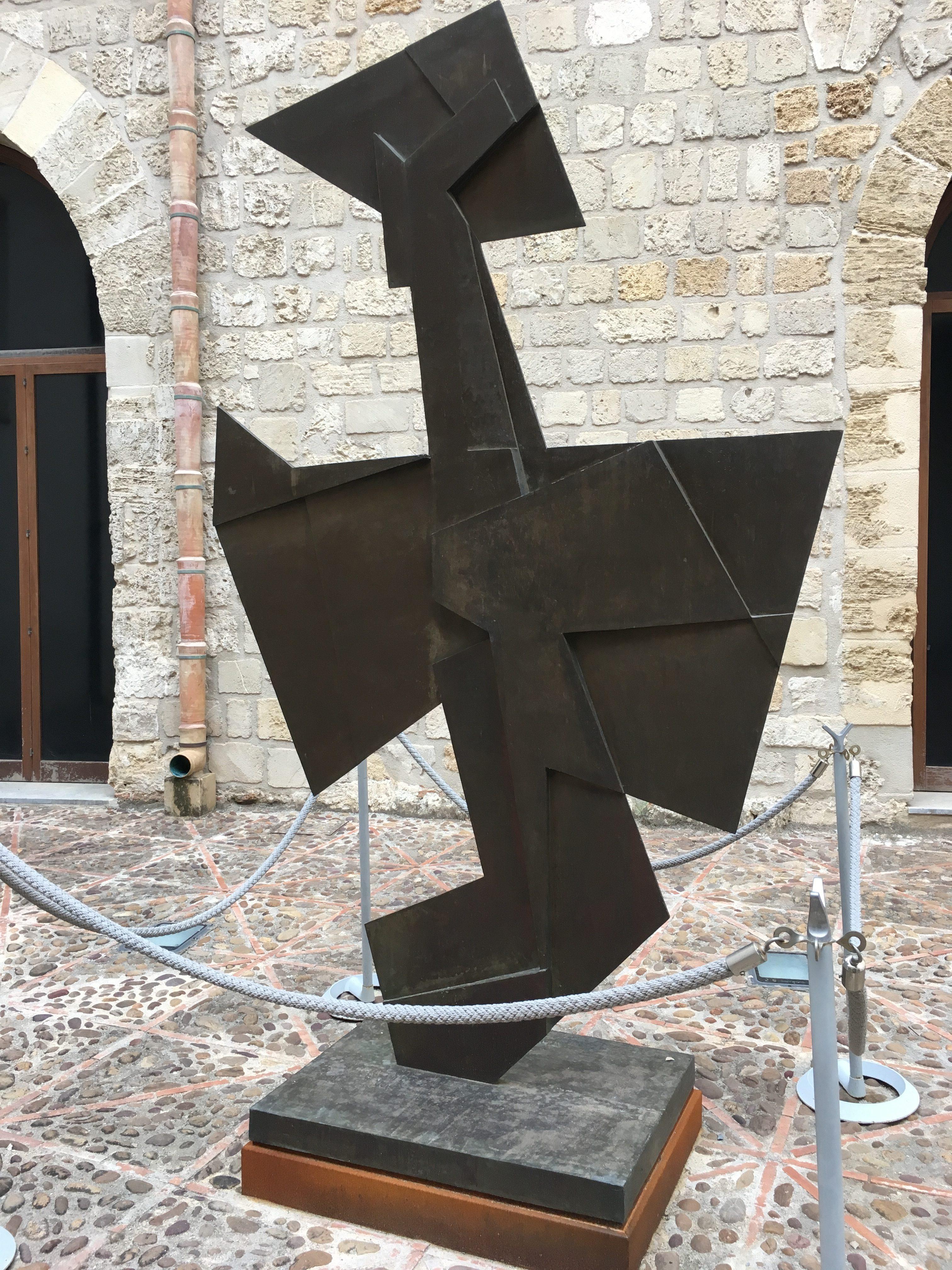 Pietro Consagra, beeldhouwwerk. Foto Manuelarosi, 2016