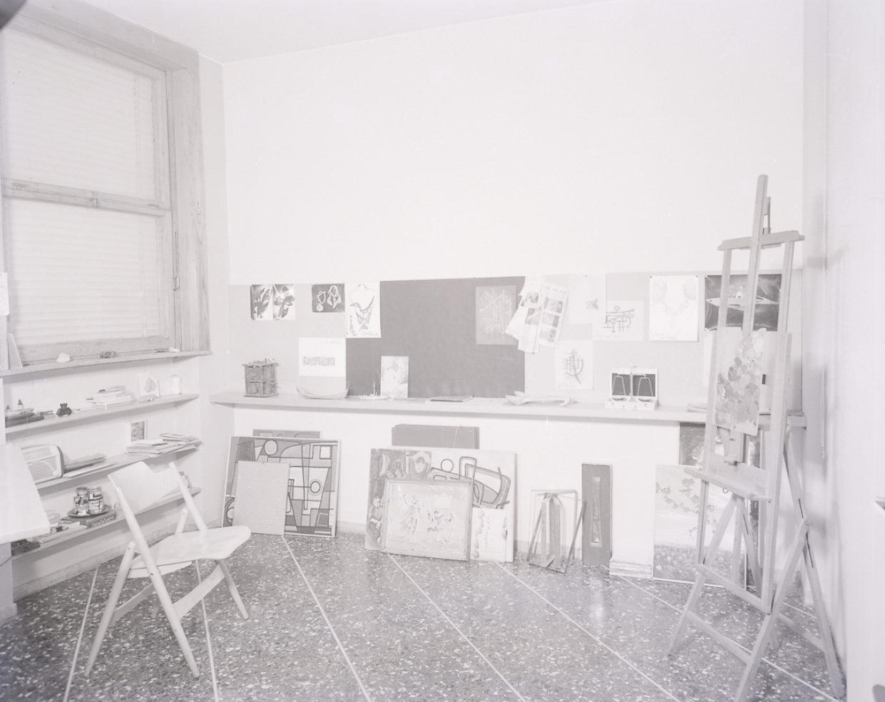 Paolo Monti, Atelier 3P, 1960