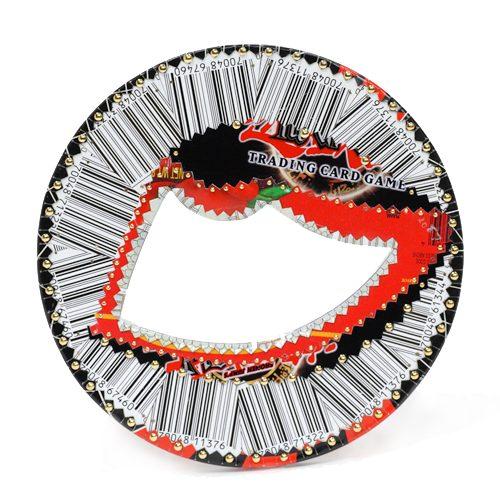 Harriete Estel Berman, Identity Bracelet, armband, blik