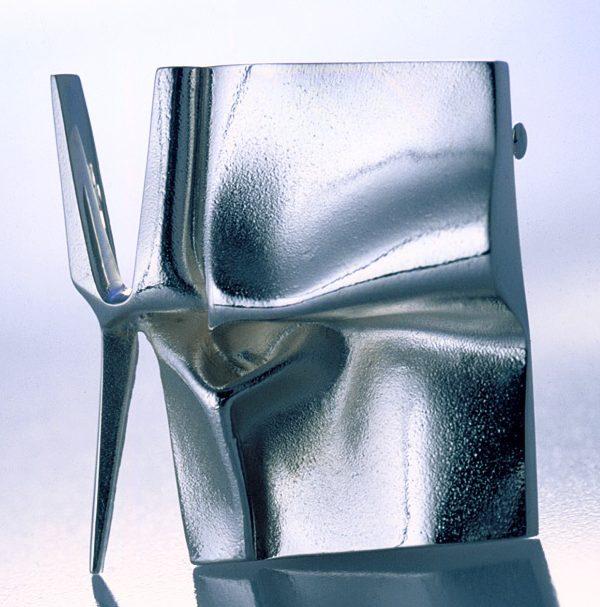 Björn Weckström, Sculptor, 1970. Foto Björn Weckström, zilver