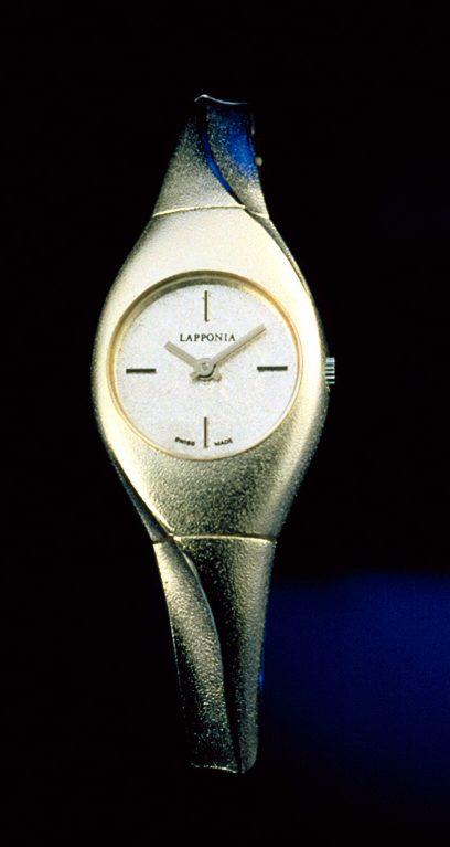 Björn Weckström, Kitty Hawk Watch, horloge, 1981. Foto Björn Weckström, zilver