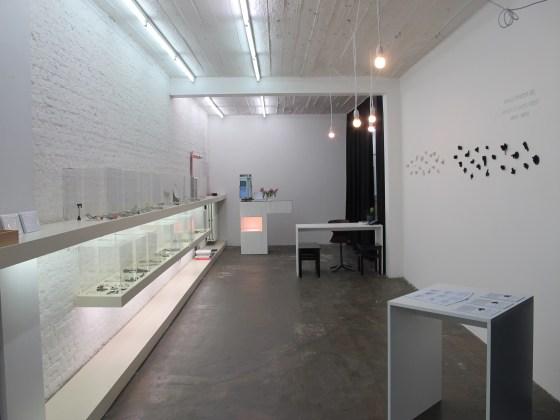 Beyond Fashion, galerie, tentoonstelling, interieur