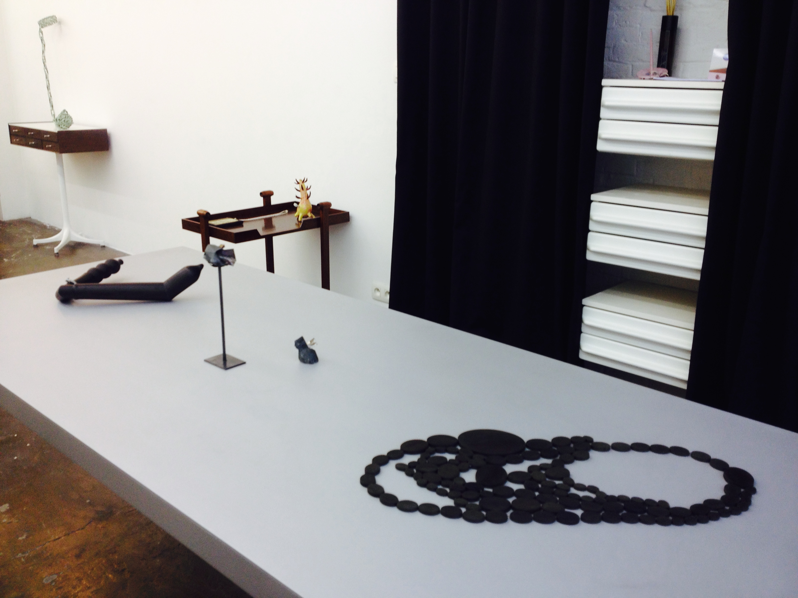 Beyond Fashion, tentoonstelling, galerie, interieur