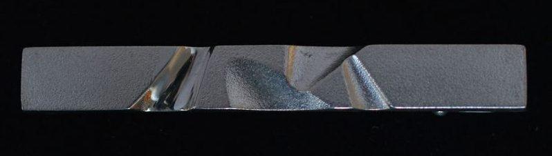Zoltan Popovits voor Lapponia, Quasar, dasclip, 2006. Foto David Aardewerk, zilver