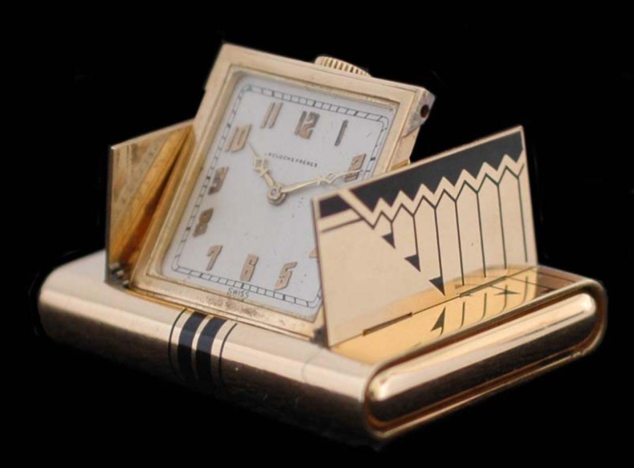 Lacloche Frères, uurwerk, circa 1930. Foto met dank aan David Aardewerk©