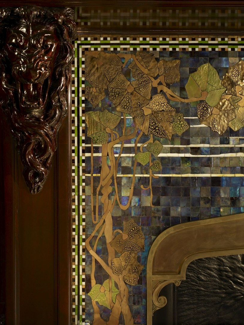Richard H. Driehaus Museum, schouw door Giannini & Hilgart. Foto 2008, Steve Hall of Hedrich Blessing