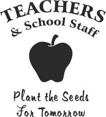 Teacher and Classified Employee Appreciation Week