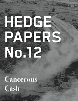 Hedge Papers #12 cover