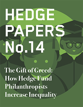 Hedge Papers #14 cover