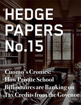 Hedge Papers #15 cover