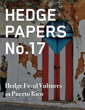 Hedge Papers #17 cover