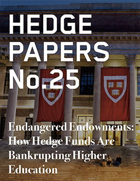 Hedge Papers #25 cover