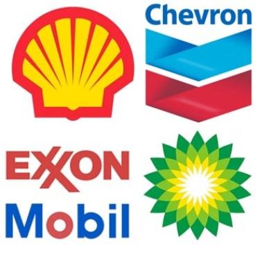 Chevron, Exxon, BP, and Royal Dutch Shell