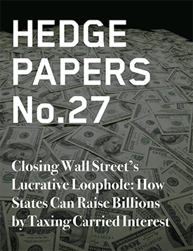 Hedge Paper #27 cover