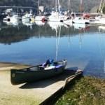 Paddling the River Fowey, Cornwall