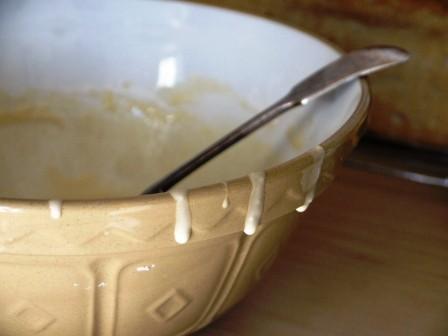 Baking Drop Scones